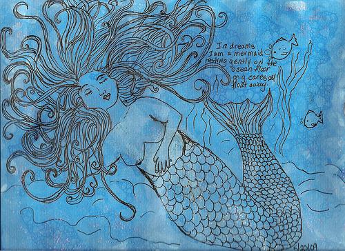 In Dreams I Am A Mermaid